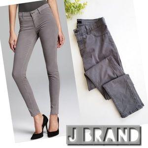 NWOT🏷️ J BRAND super skinny Gray jegging 28